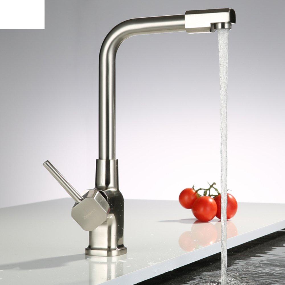 Warme und kalte Küche Wasserhahn Zeichnung rotierenden Wasserhahn Spüle Caipen gemäße Pool-A