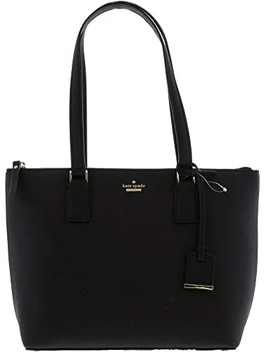Kate Spade New York Women s Cameron Street Small Lucie Tote, Black, One Size e5c4c64793