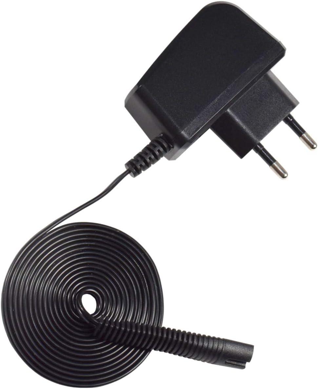 HQRP – Red Adaptador/Cable de alimentación para Braun Silk-épil 7 ...