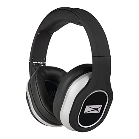 7543ee4ec6b Amazon.com: Altec Lansing MZX656-BLK Foldable Headphones (Black): Home  Audio & Theater