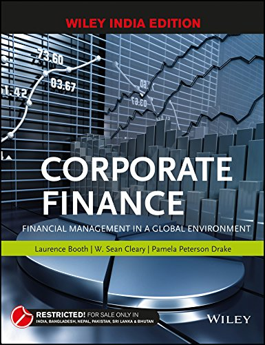 Corporate Finance: Financial Management In A Global Environment