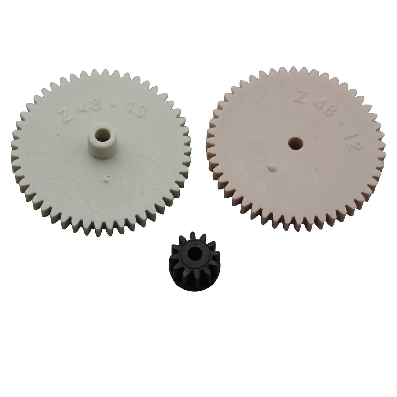 Bross BGE509-1FBA Speedometer Cluster Odometer Gears for BMW E28 E24 M6 M5 160/&170mph U.S spec