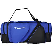 TronX Hockey Equipment Locker Bag (Black/Royal)