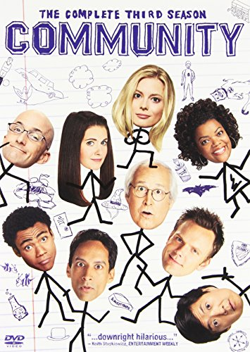 Community: The Complete Third Season (Dolby, AC-3, Widescreen, Subtitled, 3PC)