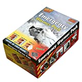 Heat Factory Emergency Preparedness Warmer Pack: 12 Pair Hand, 6 Pair Toe, and 6 Large Body Heat Warmers, 1 Mylar Blanket, 2 Glow Sticks