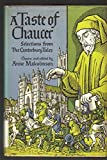 img - for A Taste of Chaucer: Selections From the Canterbury Tales book / textbook / text book