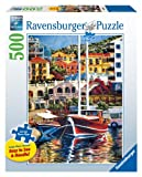 Ravensburger Exotic Harbor - 500 Pieces Large Format Puzzle