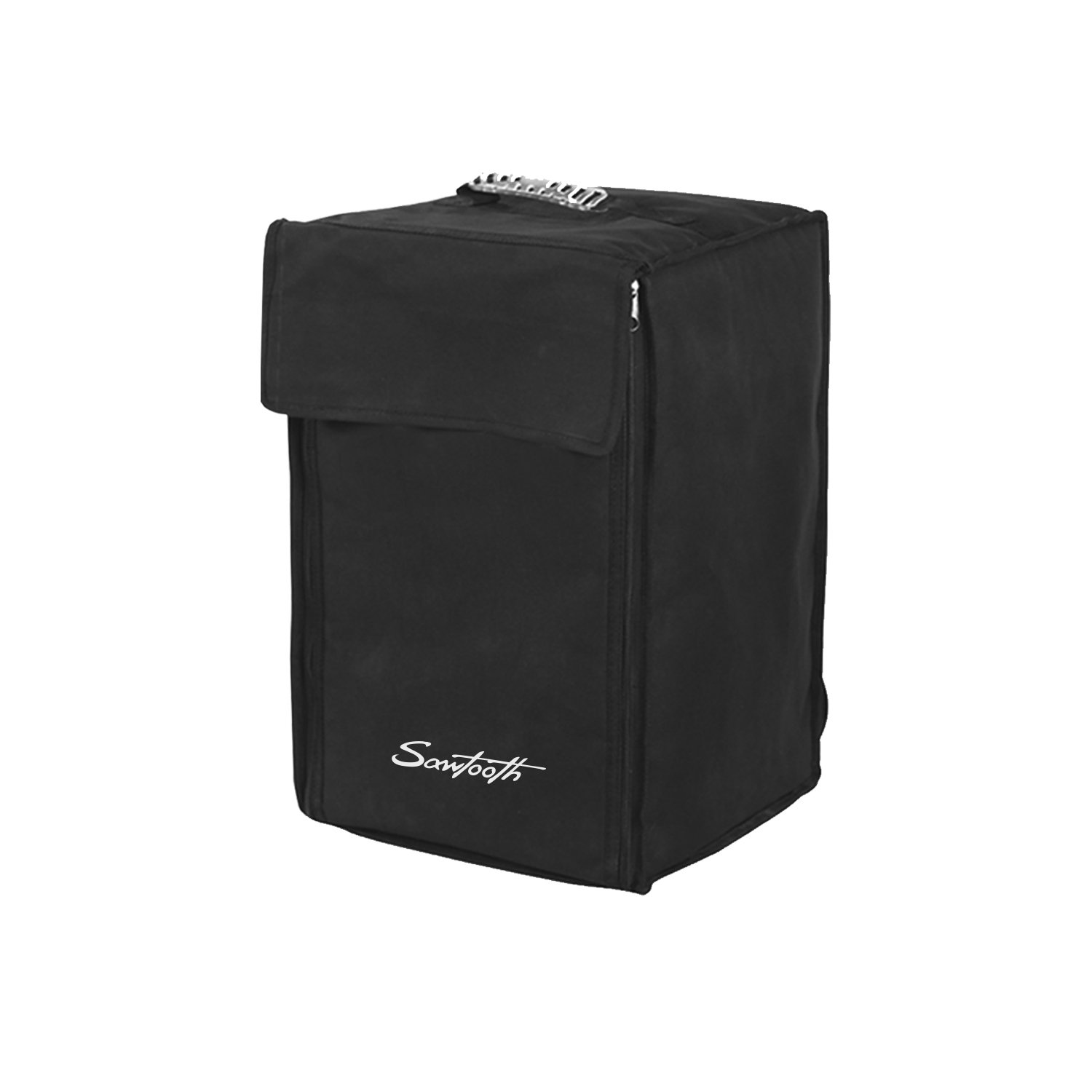 Sawtooth ST-CJ120B Cajon Birch Wood with Padded Seat Cushion and Carry Bag