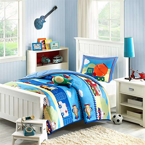 Mizone Kids Totally Transit Comforter - Store Mall Queens Center