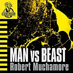 Cherub: Man vs Beast Audiobook