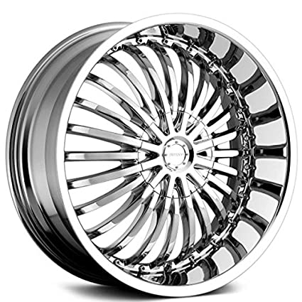 amazon 20 inch strada spina chrome wheels rims only set of 4 61 Ford Comet 20 quot inch strada spina chrome wheels rims only set of 4 includes free