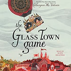 Download audiobook The Glass Town Game