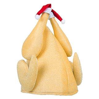 Xsj Azione Turchia Natale Azione Pollo Forma Partito Cosplay Bar Rendering Notte Regalo Festivo