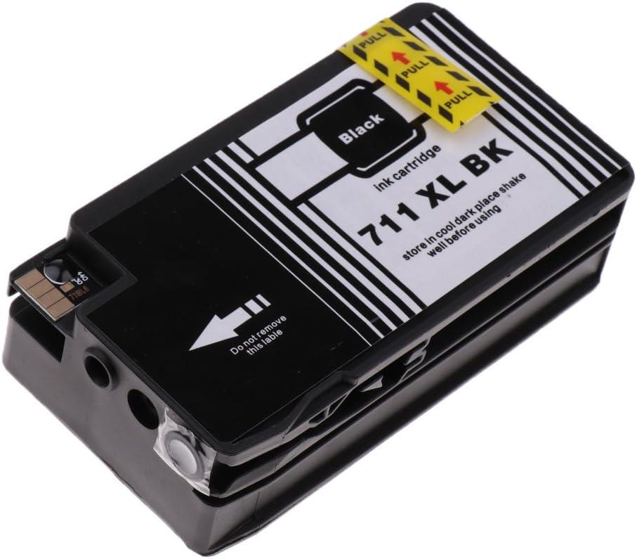 Cartucho de Tinta para HP Designjet T120 24-en ePrinter, T120 610 Accesorios -Negro: Amazon.es: Electrónica