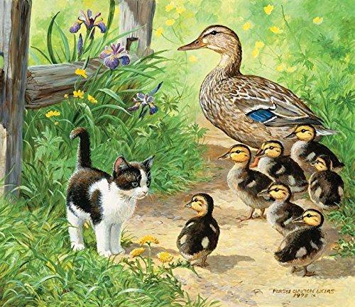 Duck Inspector Jigsaw Puzzle 200 Piece