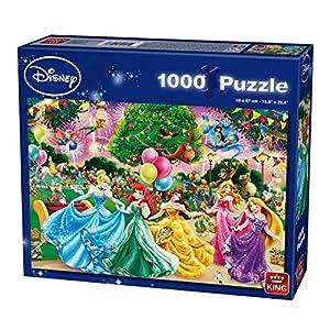King 5261 Disney Fireworks Puzzle Da Pezzi 68 X 49 Cm