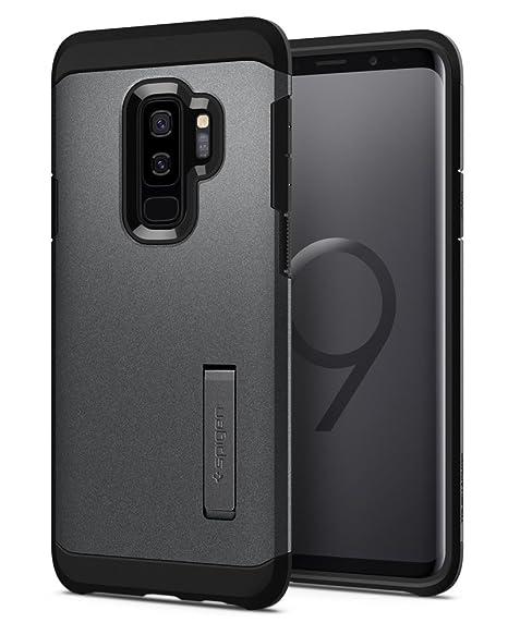 spigen® [Tough Armor Funda Galaxy S9 Plus con Soporte Reforzado y protección Extrema de