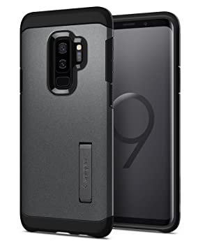 Spigen® [Tough Armor Funda Galaxy S9 Plus con Soporte Reforzado y ...
