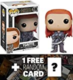 Ygritte: Funko POP! x Game of Thrones Vinyl Figure + 1 FREE Official Game of Thrones Trading Card Bundle