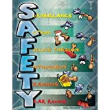 Surveillance, Action, Follow through, Enthusiasm, Training, Year Round - Workplace Safety Training Poster
