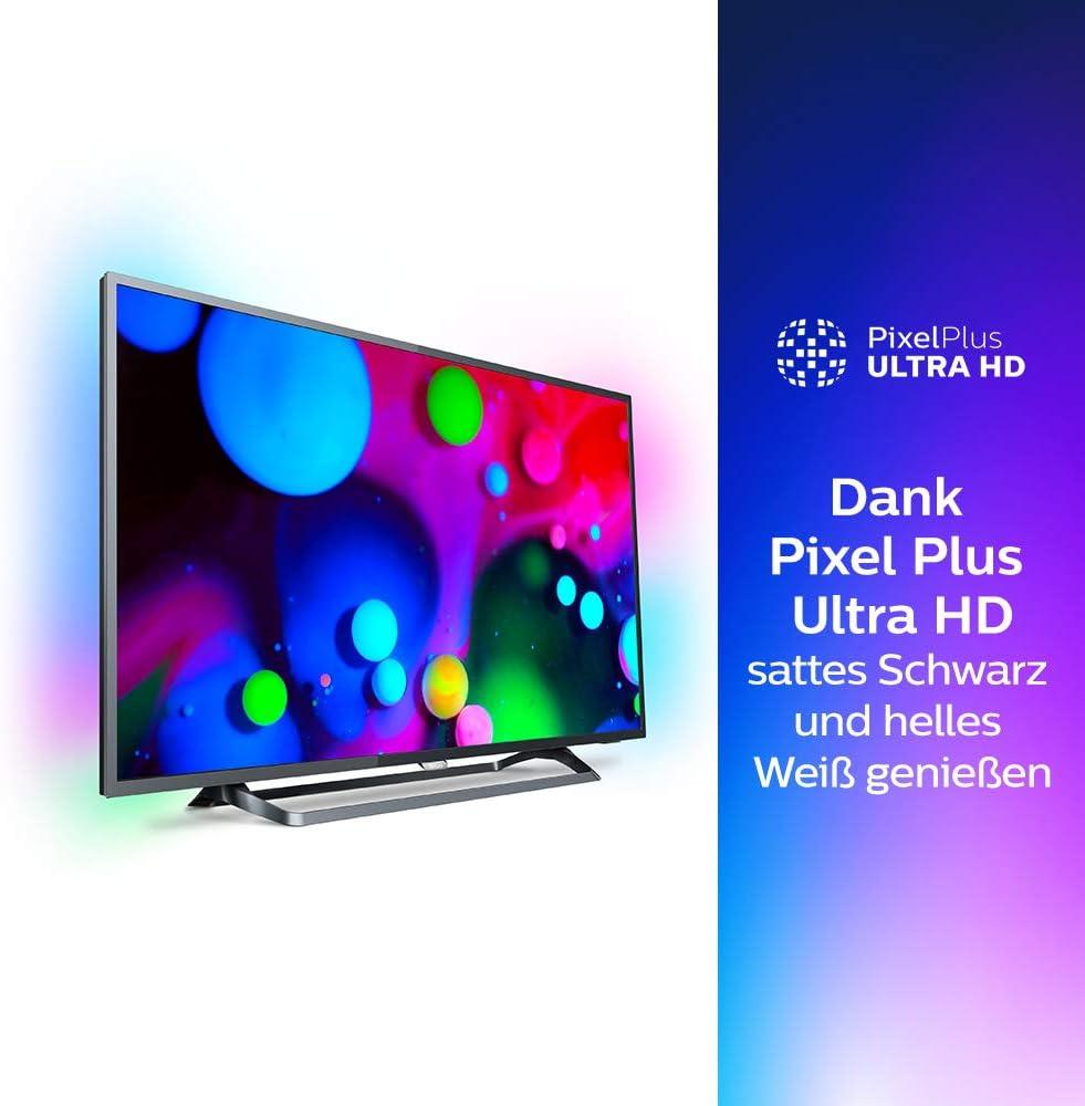 TV LED Philips 43PUS62, UHD 4K, Smart TV, 43