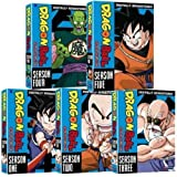 DragonBall Complete Seasons 1-5 DVD Pack