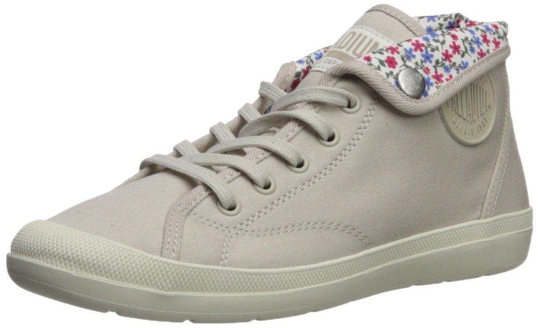 Palladium Women's Adventure CVS Sneaker B074B5YR1W 6 B(M) US|Grey