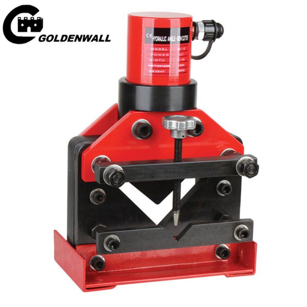 CGOLDENWALL CAC-75 CAC-110  油圧スプリットアングルカッター  山形鋼カッター CP-700ポンプ付 英語取扱説明書 (CAC-75) B0756VTJD9 CAC-75