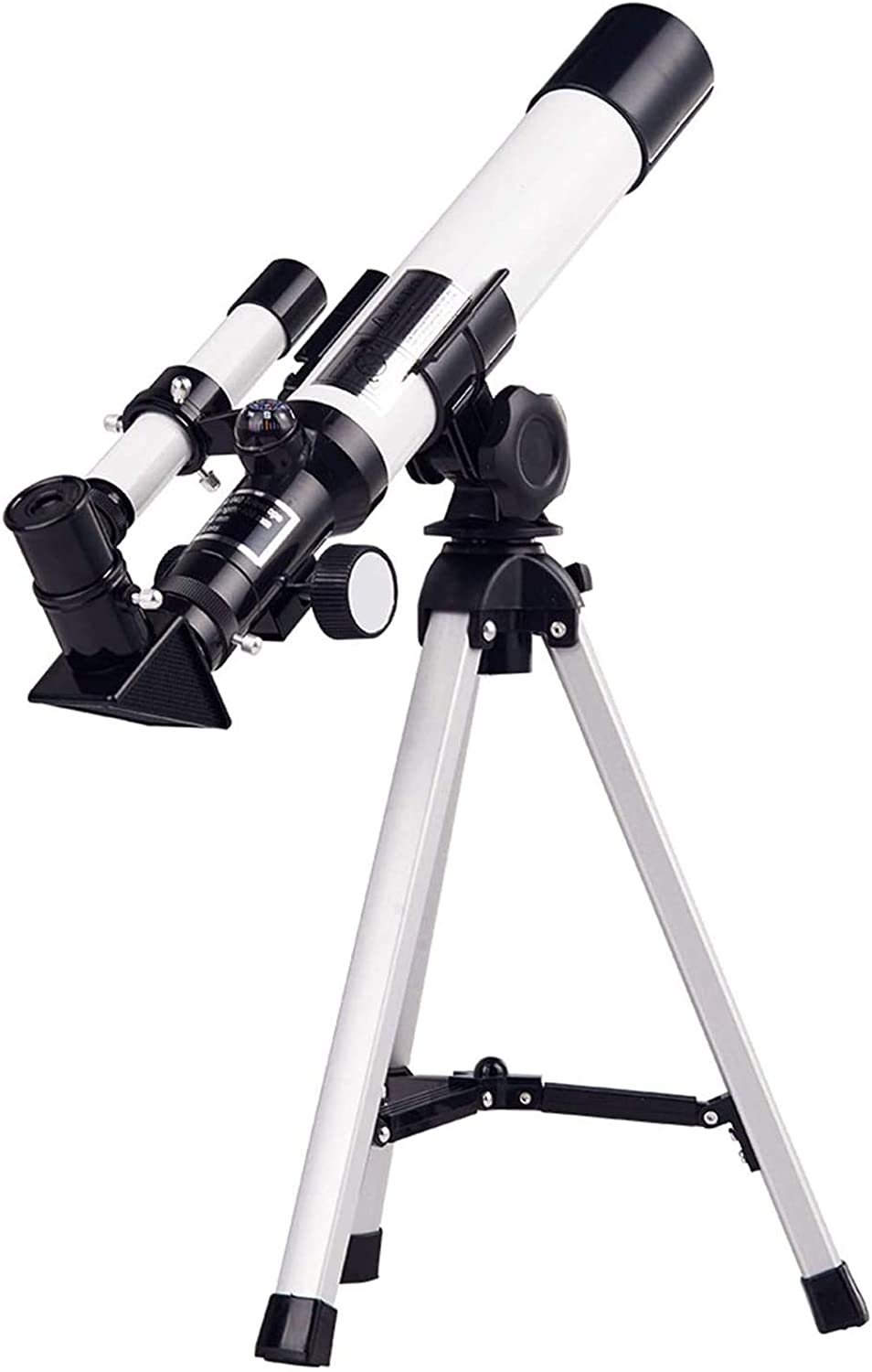 Astronomy Telescope for Kids Beginners,Telescopes for Adults Students Professional Stargazing High Magnification Astronomical Refracting Telescope-Travel Telescope W