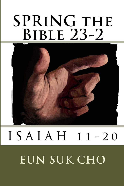 Download SPRiNG the Bible 23-2 (Volume 23) pdf