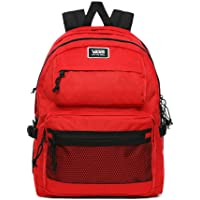 Vans STASHER BACKPACK RACING RED VN0A4S6YIZQ1