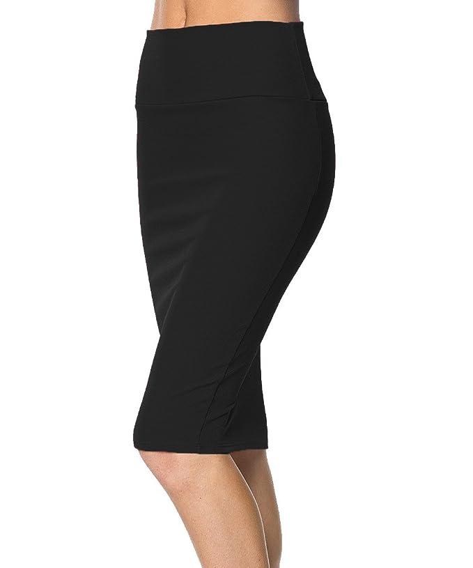 jupe noir pas cher mode femme 2020