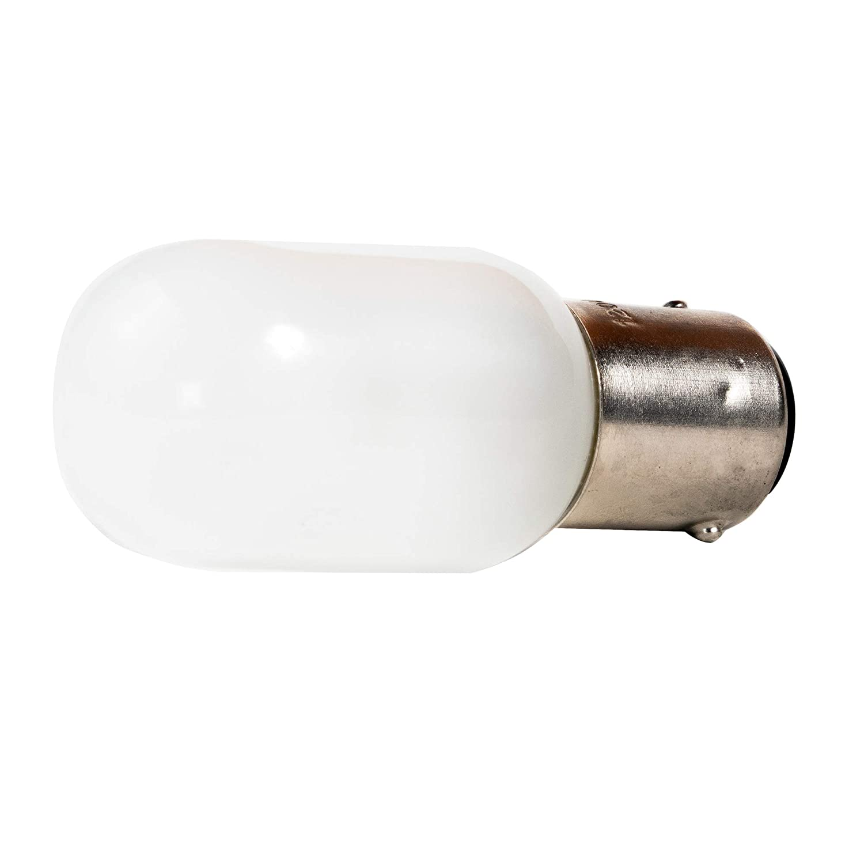 2118 Singer Long Life Light Bulb 15 Watt-120 Volt-Push-In Base