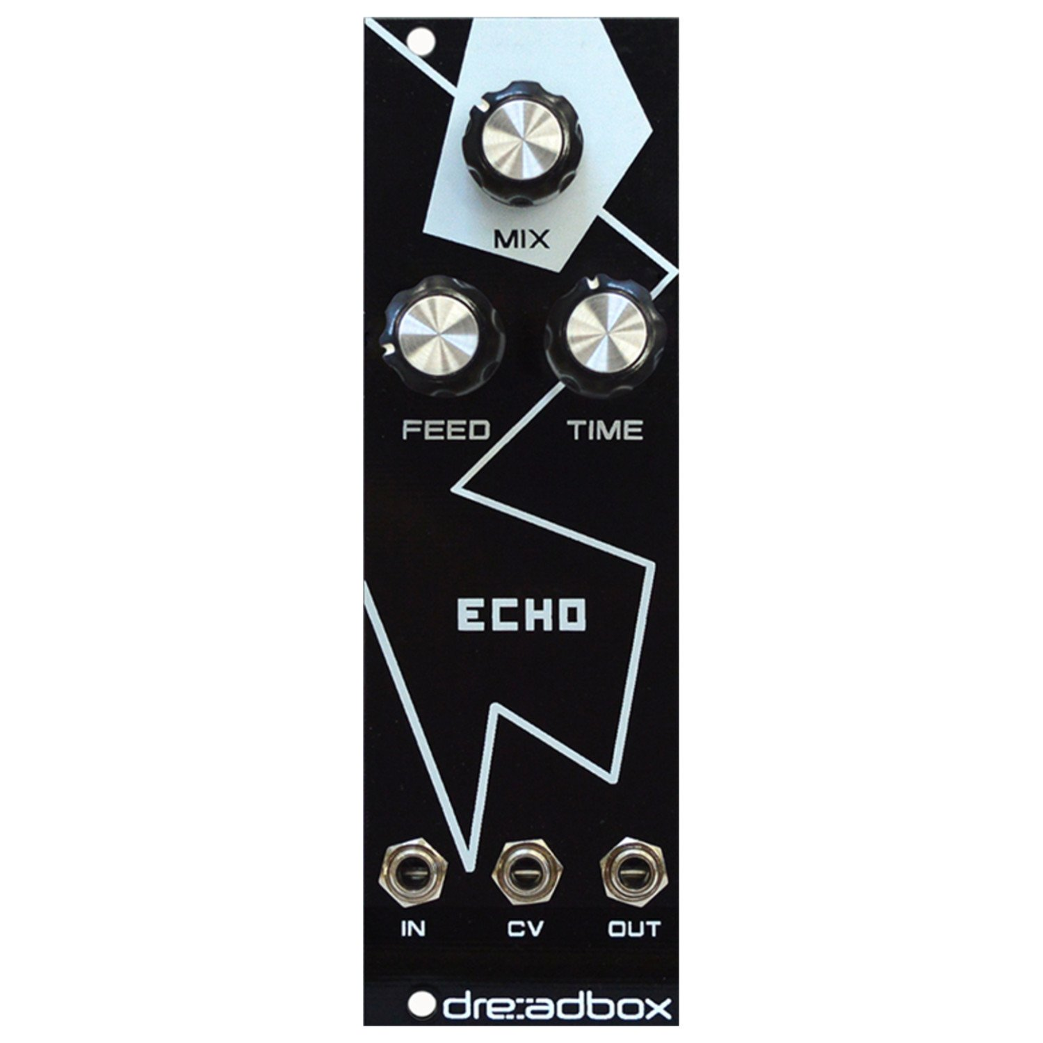 Dreadbox WL Echo White Line Echo