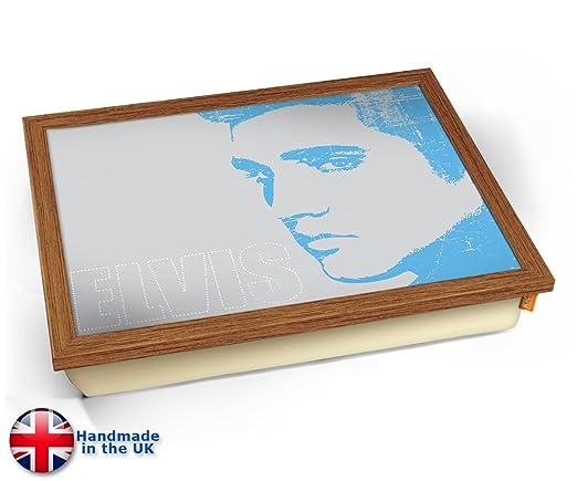KICO - Bandeja de cojín con diseño de Elvis Presley, Color ...
