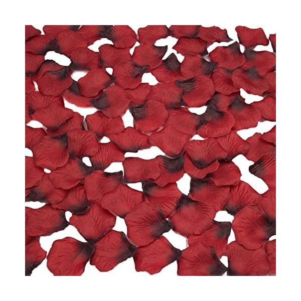 Wholesale-Lot-2000-PCS-OPCC-dark-Red-Silk-Rose-Petals-Wedding-Flower-Decoration