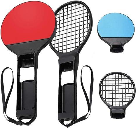 Raqueta de Tenis para Nintendo Switch, Achort Raqueta de Tenis de ...