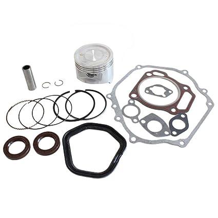 Amazon.com: NUEVO Pack de pistón anillo Kits Full sello de ...
