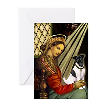 Amazon cafepress madonna foxt 1 greeting card note card cafepress madonna foxt 1 greeting card note card birthday card bookmarktalkfo Image collections