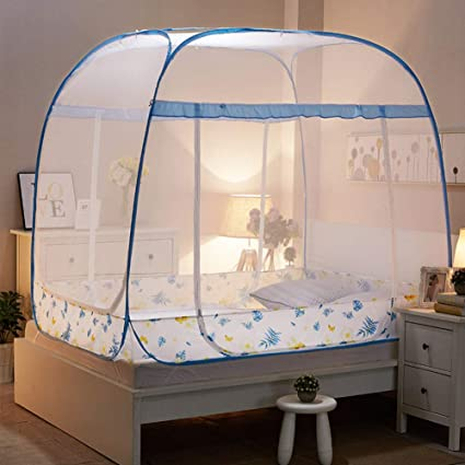 pop up tents with kitchen and bedroom