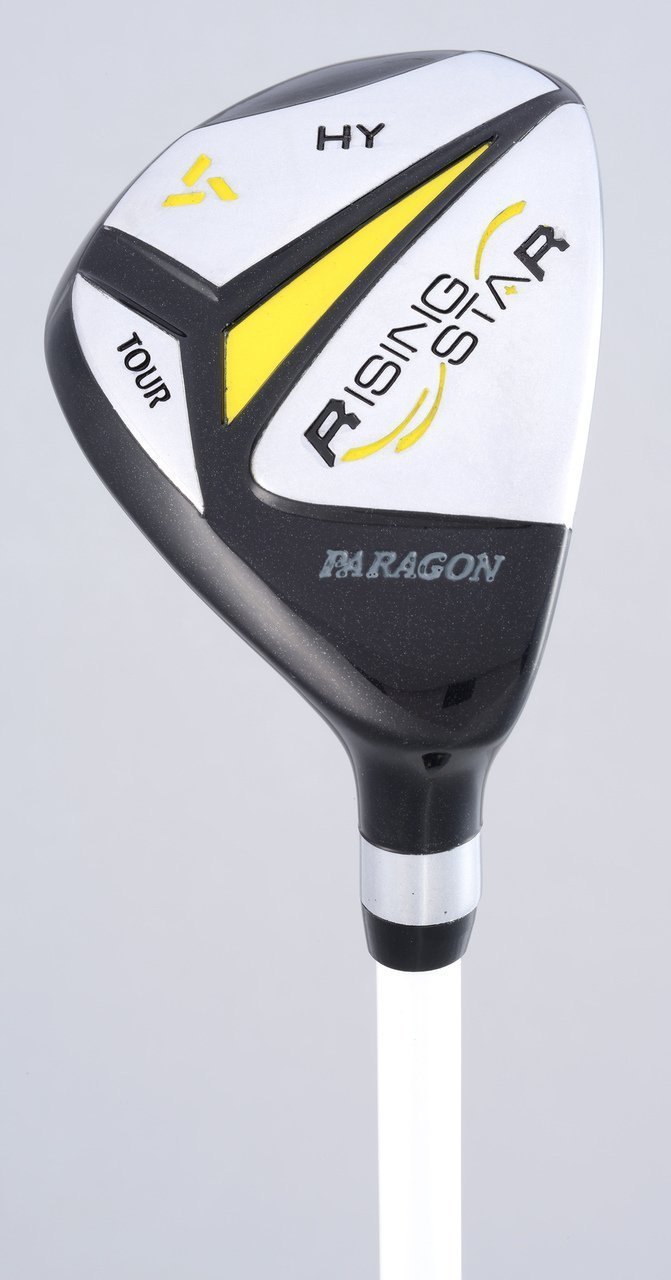 Paragon Rising Star Kids Golf Clubs Set / Ages 5-7 Yellow With Hat / Left-Hand by Paragon (Image #3)