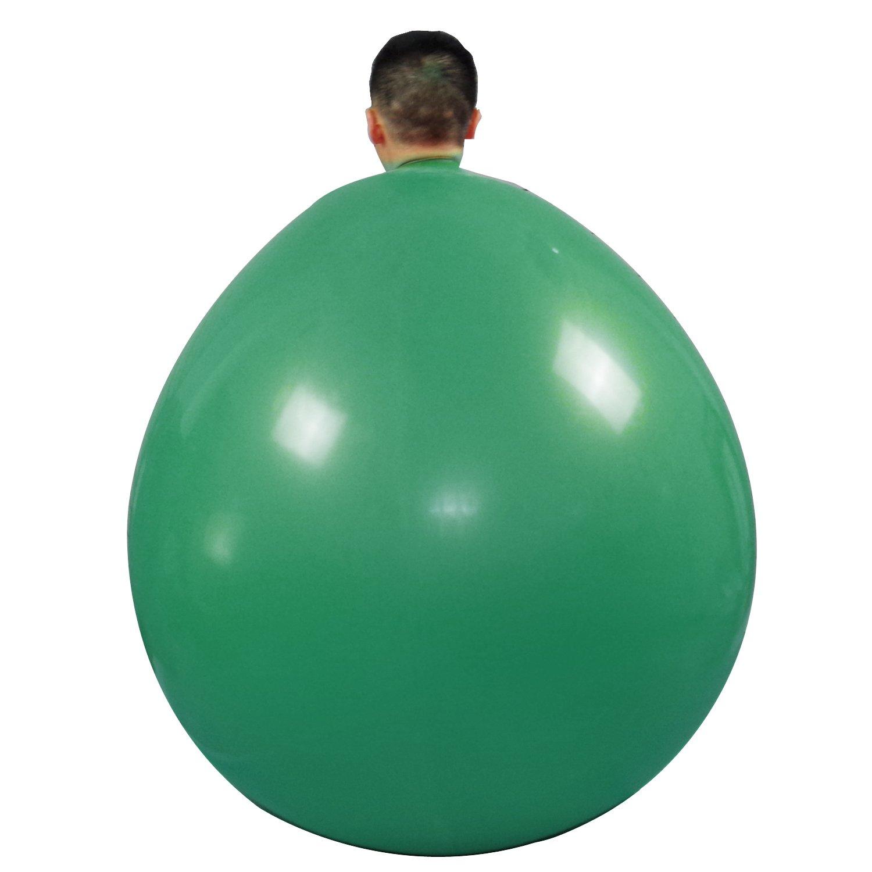 6ft/72 Inch Latex Climb in Balloon(180cm), Green