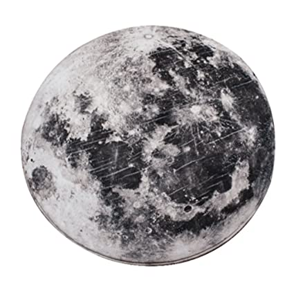 Carpets & Rugs Nordic Style Round Moon Carpe Living Room Coffee Table Bedroom Bedside Blanket Photo Mat Computer Chair Swivel Cushion