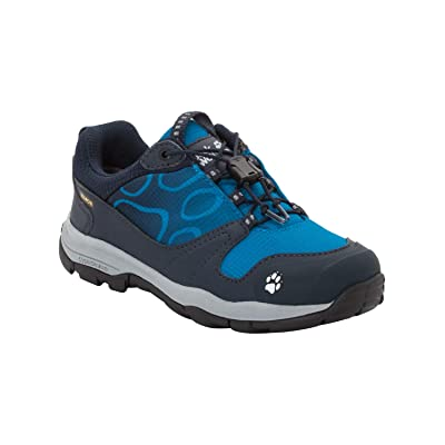 Jack Wolfskin AKKA Texapore Low Boy's Waterproof Hiking Shoe | Hiking Shoes