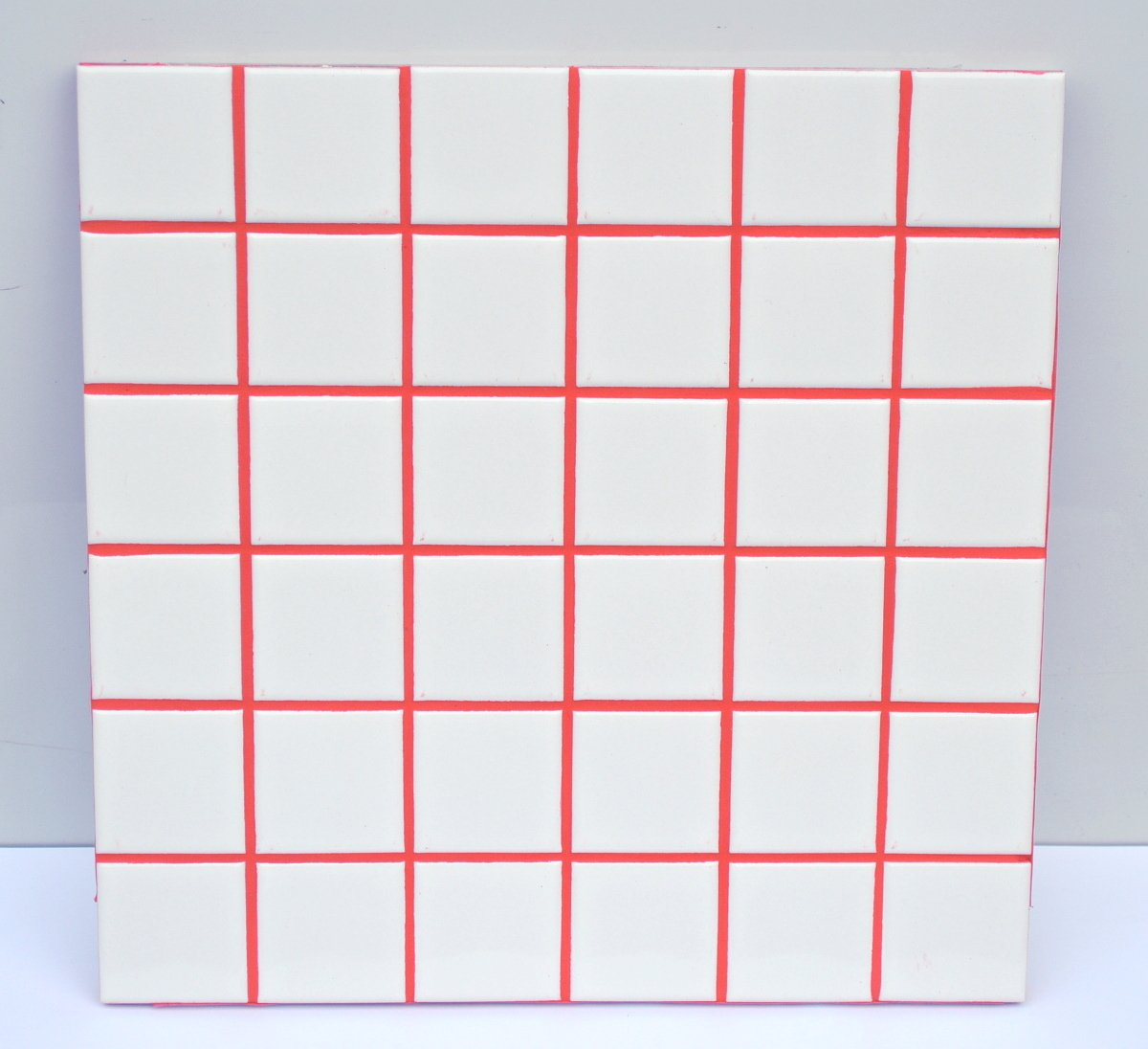 Ragin' Red Sanded Tile Grout - 25 lbs