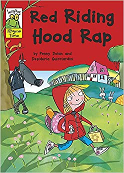 Book Red Riding Hood Rap (Leapfrog Rhyme Time)