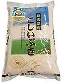<平成30年産>新潟県産こしいぶき(無洗米)5kg