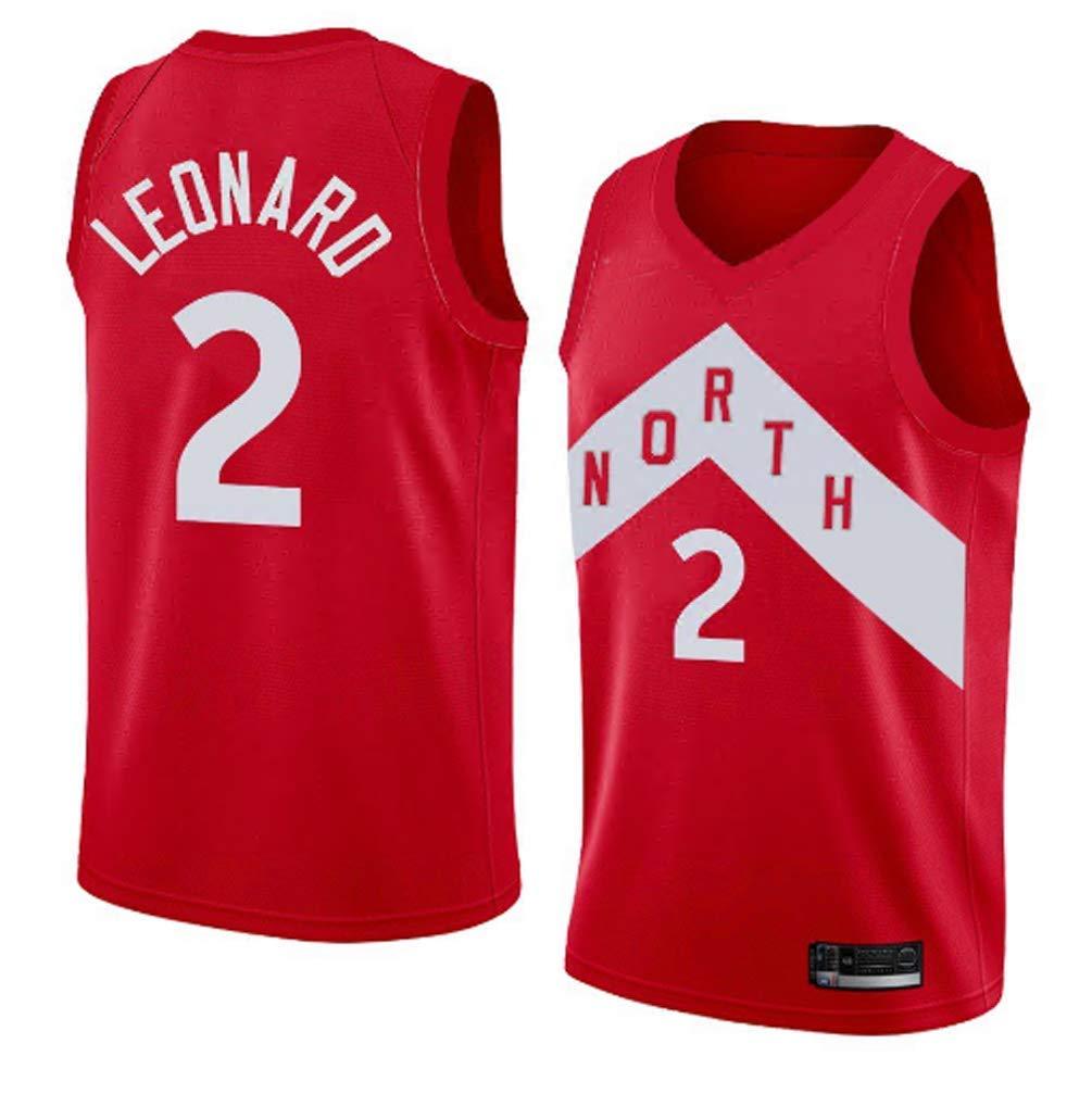 new style 1d93f ca48f Men's Toronto Raptors Kawhi Leonard Red Swingman Jersey - #2 City Edition