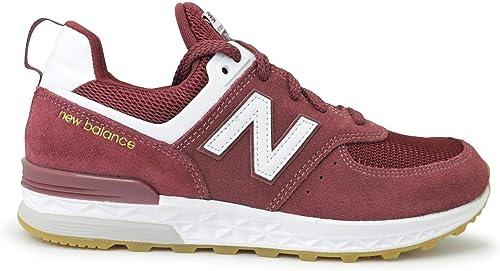 chaussure new balance 574 bordeaux