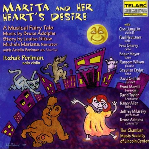 Marita and Her Heart's Desire: A Musical Fairy (Fairy Heart)